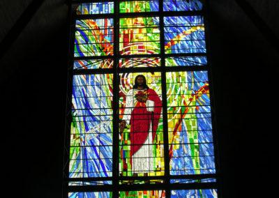 Catedral de Londrina/PR - Projeto realizado pela Kingdom vitrais