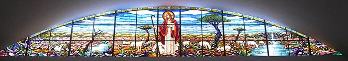 Vitral de São Gabriel D'Oeste - Kingdom vitrais